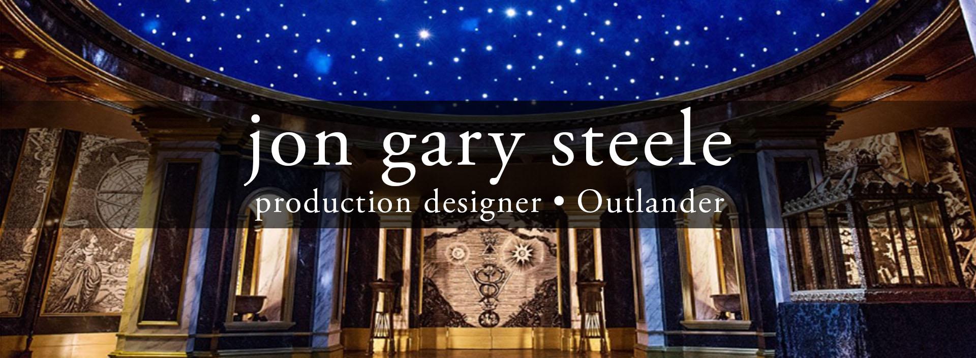 Jon Gary Steele