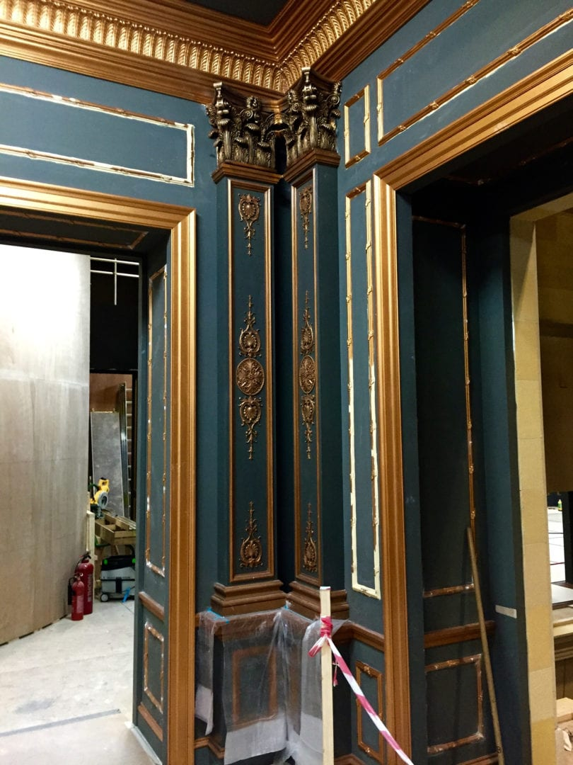 PARIS PILASTER TO POST